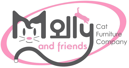 Molly and Friends - The Furniture Your Cat Would Ask For, If Your Cat Could Talk.