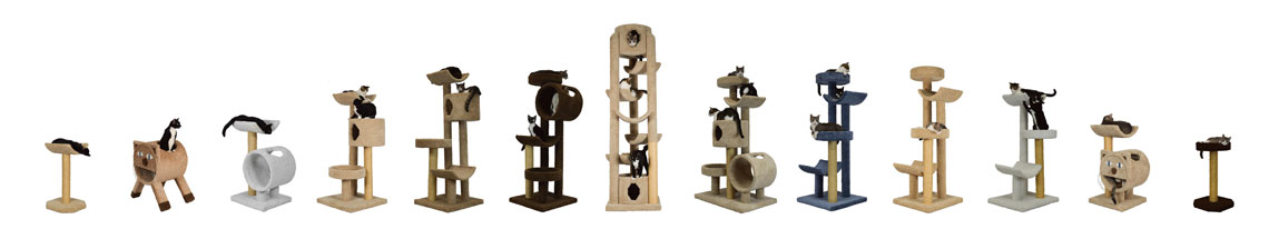 quality cat furniture  cat condos  u0026 cat trees made in the usa