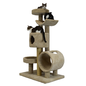Pet Products: Big Cat Furniture, Cat Trees, Cat Condos